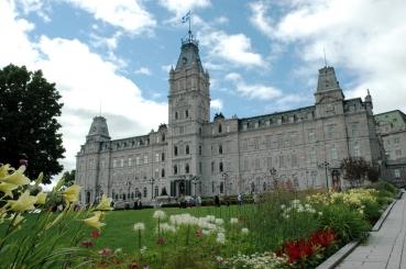 Здание парламента (Квебек)